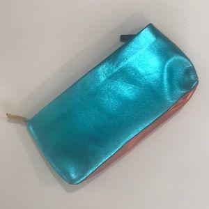 Via Spiga leather clutch wallet purse